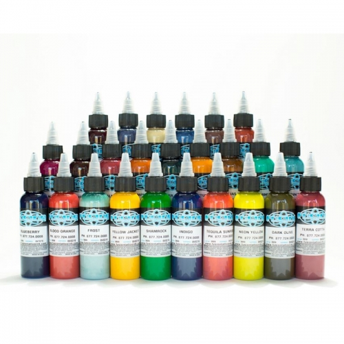 Fusion 25 Color Ink Set