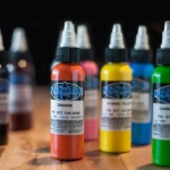 Fusion Ink, Fusion Tattoo Ink and Pigments Offered From Rockstar ...