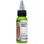 Eternal Tattoo Ink Graffiti Green