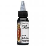 Eternal Tattoo Ink Green Concentrate