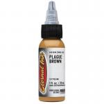 Eternal Tattoo Ink Plague Brown