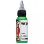 Eternal Tattoo Ink Chukes Coral Green