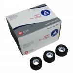 "SENSI-WRAP ADHERENT TAPE 1""X 5 YARDS (BLACK)"