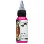 Eternal Tattoo Ink Chukes Flamingo Pink