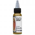 Eternal Tattoo Ink Motor City Mudflap Brown