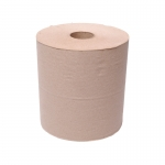 Brown Roll Towels 6 roll case