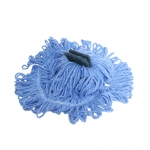 Interchangeable mop heads
